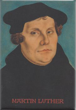 Fotomagnet Martin Luther