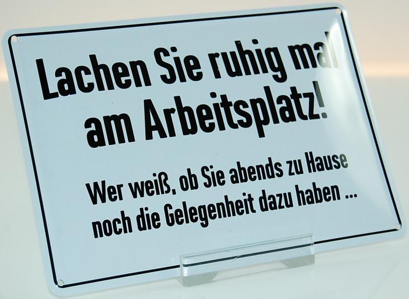 sprüche lachen Lachen Sie ruhig mal   Sprüche auf Postkarten   Weimar Shop sprüche lachen